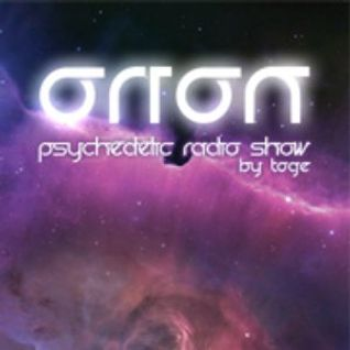 Czellux - Orion (80) psychedelic radio show @dnbnoise.com