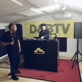 Hospital Records Takeover - 01 - Logistics feat. Inja (Hospital) @ D&BTV Live - London (06.05.2015)