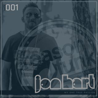Jon Hart - My One True Passion (MIX001)
