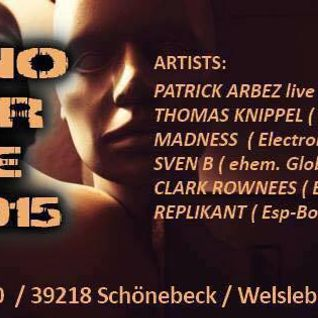 PATRICK ARBEZ LIVEPA @ TECHNO IS OUR HOME 09.05.15