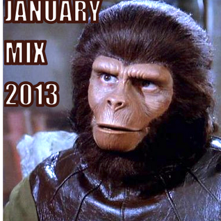 January Mix 2013 - Serato Olley