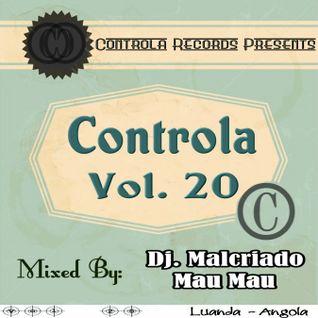 Controla Vol. 20 - Dj. Malcriado