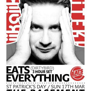 Eats Everything Live at Jika Jika in Derry