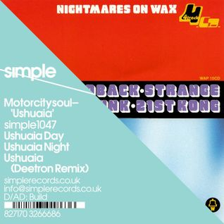 Nightmares On Motorcitysoul Wax - A case of Ushuaia funk (Marco Voltage Mashup)