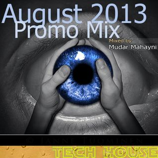 Mudar Mahayni August 2013 Promo Mix