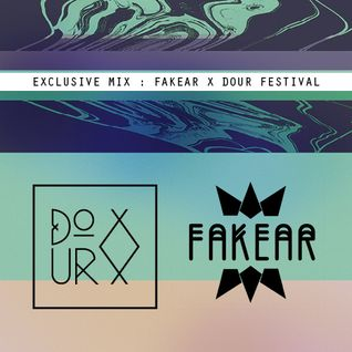 Exclusive Mix - Fakear X Dour Festival 2014
