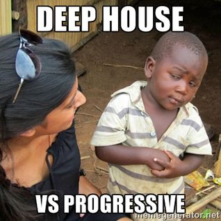 Kris Vs Rob - Deep & Progressive - Mix Session Vol. 01