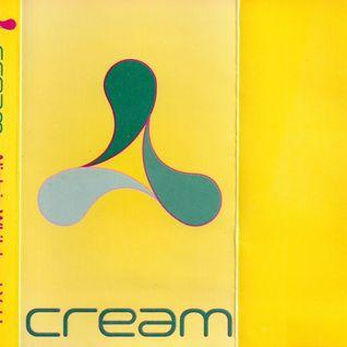 Allister Whitehead Cream Vol.1 1994
