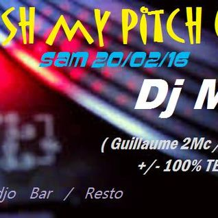 "Dj Mac (Guillaume 2mc) Promo Set 2h Techno ""Push My Pitch Up"" Janvier 2016"