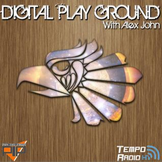 DIGITAL PLAYGROUND 13.10.2016(powered by Phoenix Trance Promotions)