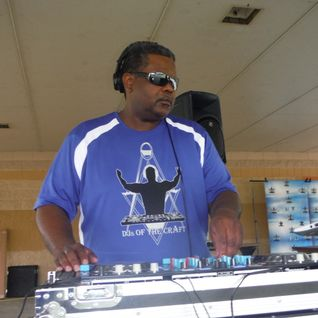 DJ L'Monte LIVE from the DJs of the Craft BBQ - June 13, 2015