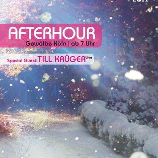 Till Krüger Live @ Deeperschnee Afterhour, Gewölbe, Cologne