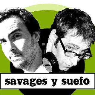 Savages Y Suefo - Dub Szekhaz Mix