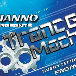 Tranceeen Machine Episode 33 (04-02-16)