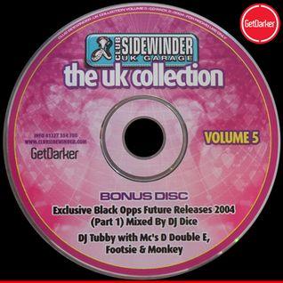 Newham Generals [Footsie, D Double E & Monkey] - Sidewinder UK Collection Vol. 5 Bonus CD - 2004
