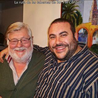 ALBERTO SANCHEZ DE PUERTA RECITA POEMAS A LA SEMANA SANTA DE CÓRDOBA