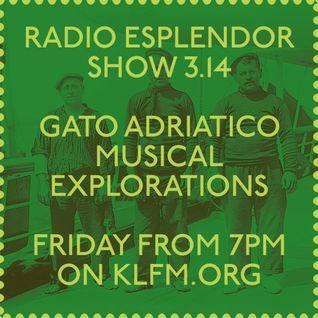 Radio Esplendor #3.14.