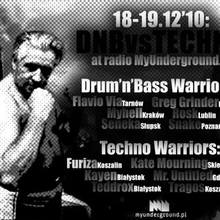 Furiza (Techno) [2010.12.18]  DNB vs. TECHNO