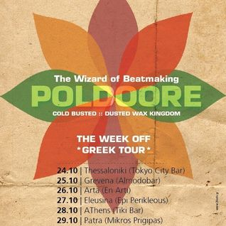 Poldoore 'The Week Off' Greece Tour - Promo Mix