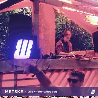 Metske - Live at Gottwood 2015