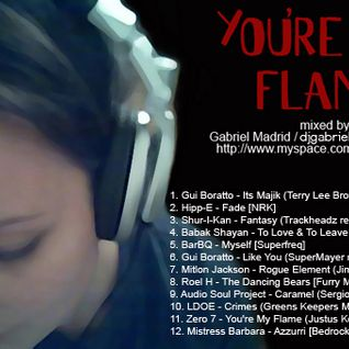 Gabriel Madrid - You're My Flame
