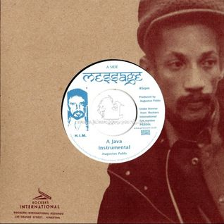 Augustus Pablo: Rockers International meets Jah Youth the Roots Ambassador