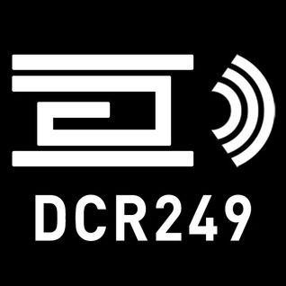 DCR249 - Drumcode Radio Live - Adam Beyer Studio Mix