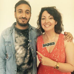 Baines Plus One with award-winning comedian Bilal Zafar