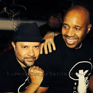 ROOTS NYC WBLS KEVIN HEDGE & LOUIE VEGA play So Amazing remix by The 2Kings DJ Punch & Naeem Johnson