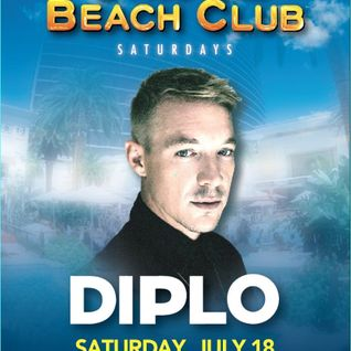 Diplo - Live @ Encore Beach Club (Las Vegas) - 19.06.2015