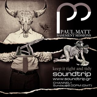 Basement Session 005 live on Soundtrip Radio 20/11/16