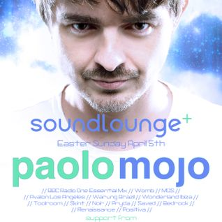 Carlito Briganti @ SoundLounge Easter 2015 with Paolo Mojo