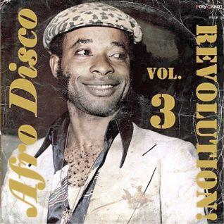 Afro Disco Revolution! Vol.3