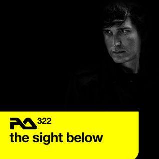 RA.322 The Sight Below (Rafael Anton Irisarri)   30 July 2012