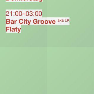 24/10/13 live @ Donnerstag - LK aka Bar City Groove & Flaty aka Dada Ques & Jax