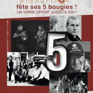 Interview de Jah Legacy - Patch Work - Radio Campus Avignon - 23/03/12