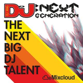 DJ Daniel Broadhurst - DJ Mag Next Generation Entry