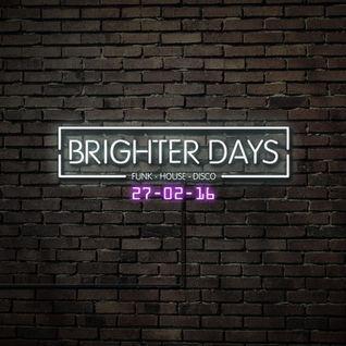 Brighter Days Feb 2016 Joey Gill