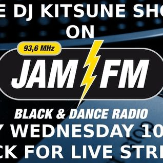 DJ BOOGIE - JAM FM GUEST MIX DJ KITSUNE SHOW (08/2012)