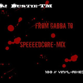 From Gabba To Speeedcore-Mix(100%Vinyl)-08.01.2012