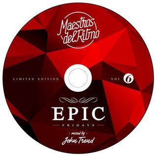 Maestros Del Ritmo volume 6 - 2014 Official Mix by John Trend