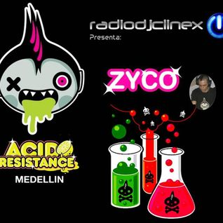ZYCO The Acid Commander @ Ibague agosto