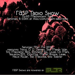 RASP Radio Show No.83 07-05-16