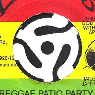 REGGAE PATIO PARTY - The Rednote Selector Session