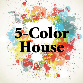 5-Color House (Wed 27 Jul, 2016)