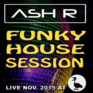 Disco & Funky House Session Live Nov. 2015