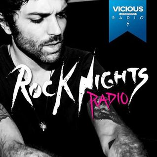 Rock Nights Radio Vol.79 : Hugo Le-Loup
