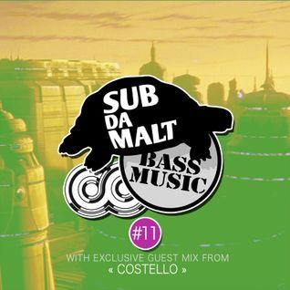SUBDAMALT  Podcast - Dubstep Session #11