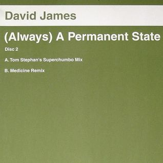 james - A Permanent State (Tom Stephans Superchumbo Mix)