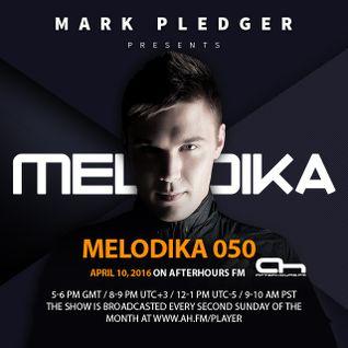 MARK PLEDGER PRESENTS MELODIKA 050